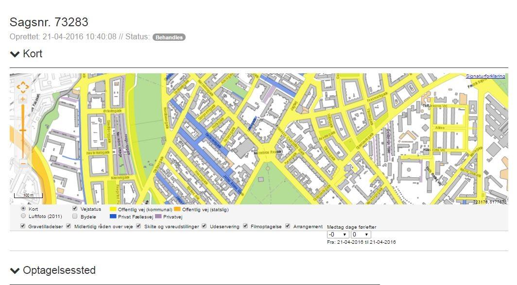 Ansøgningsportalen i Københavns Kommune