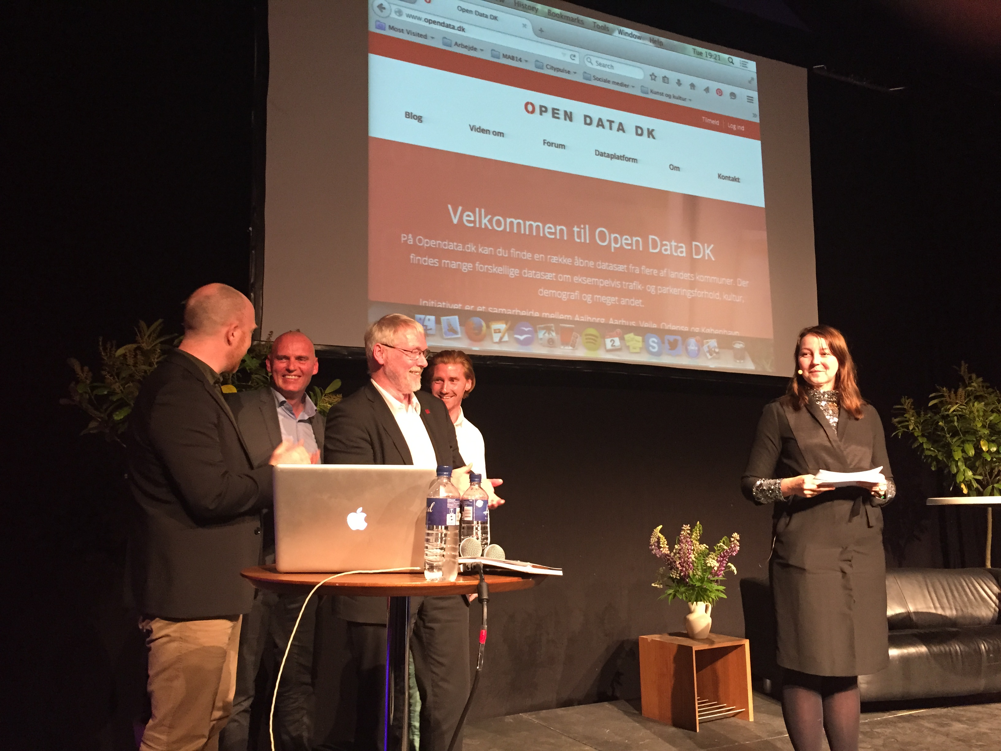 National Open Data portal lanceret til Internet Week Denmark