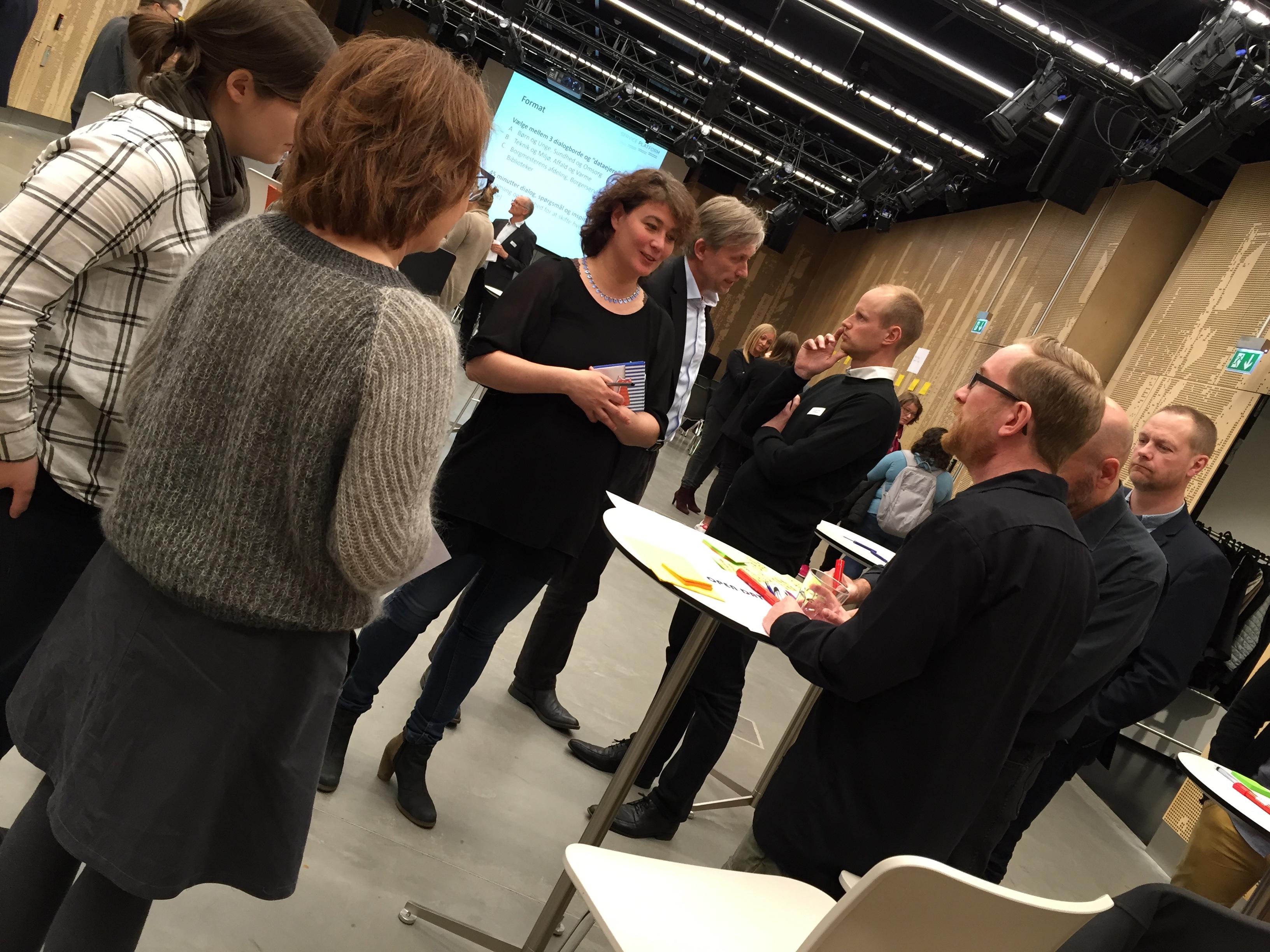 Mød Open Data DK på Digitaliseringsmessen