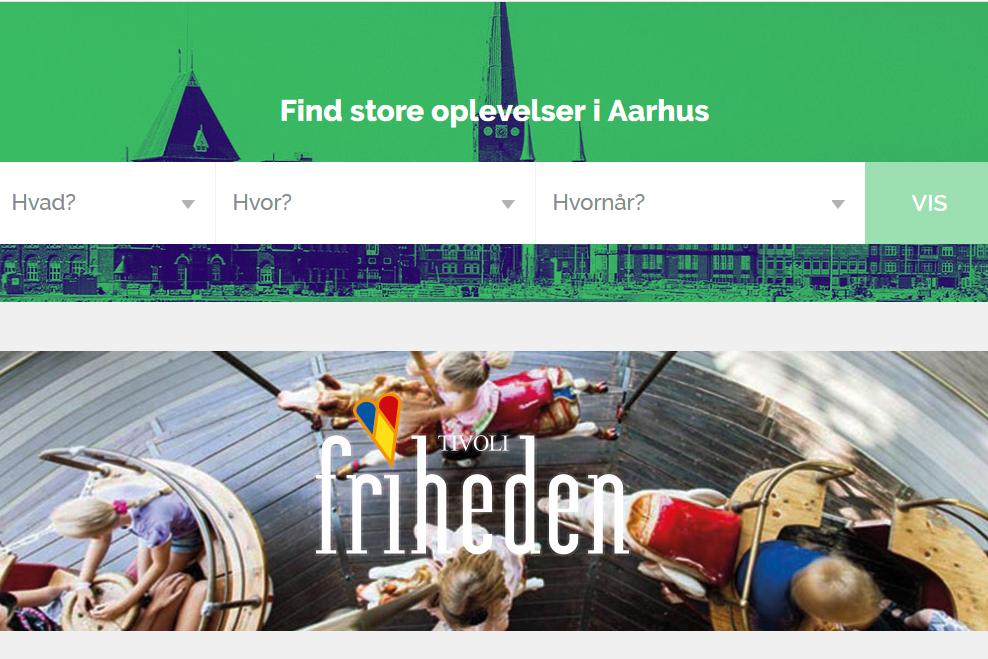 Synlig kultur med Eventdatabasen og AarhusGuiden