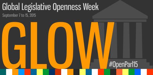 Global Legislative Openness Week