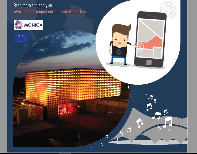 MONICA IoT hackathon