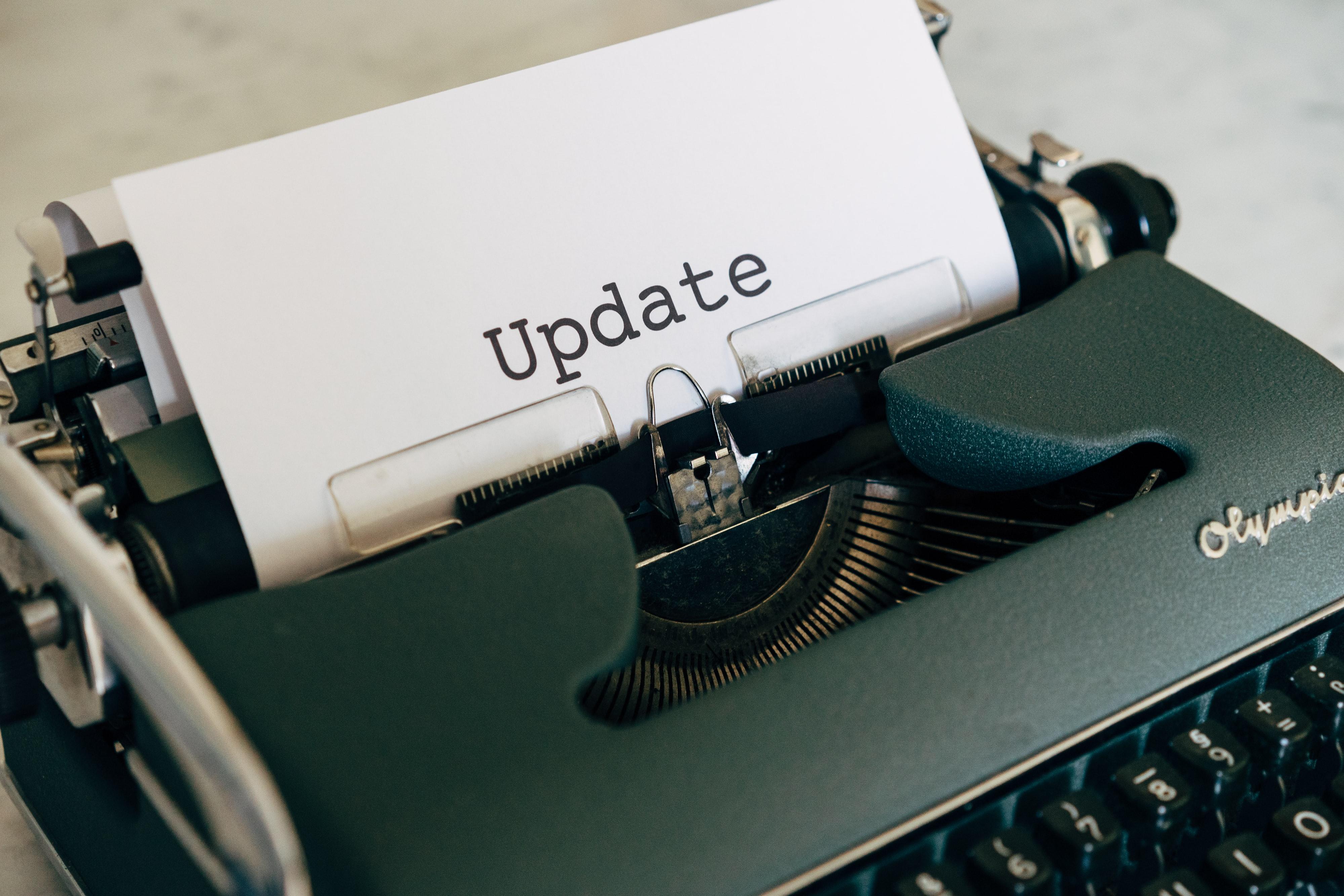 Nyt på platformen: Opdateringsfrekvens og Andres Data