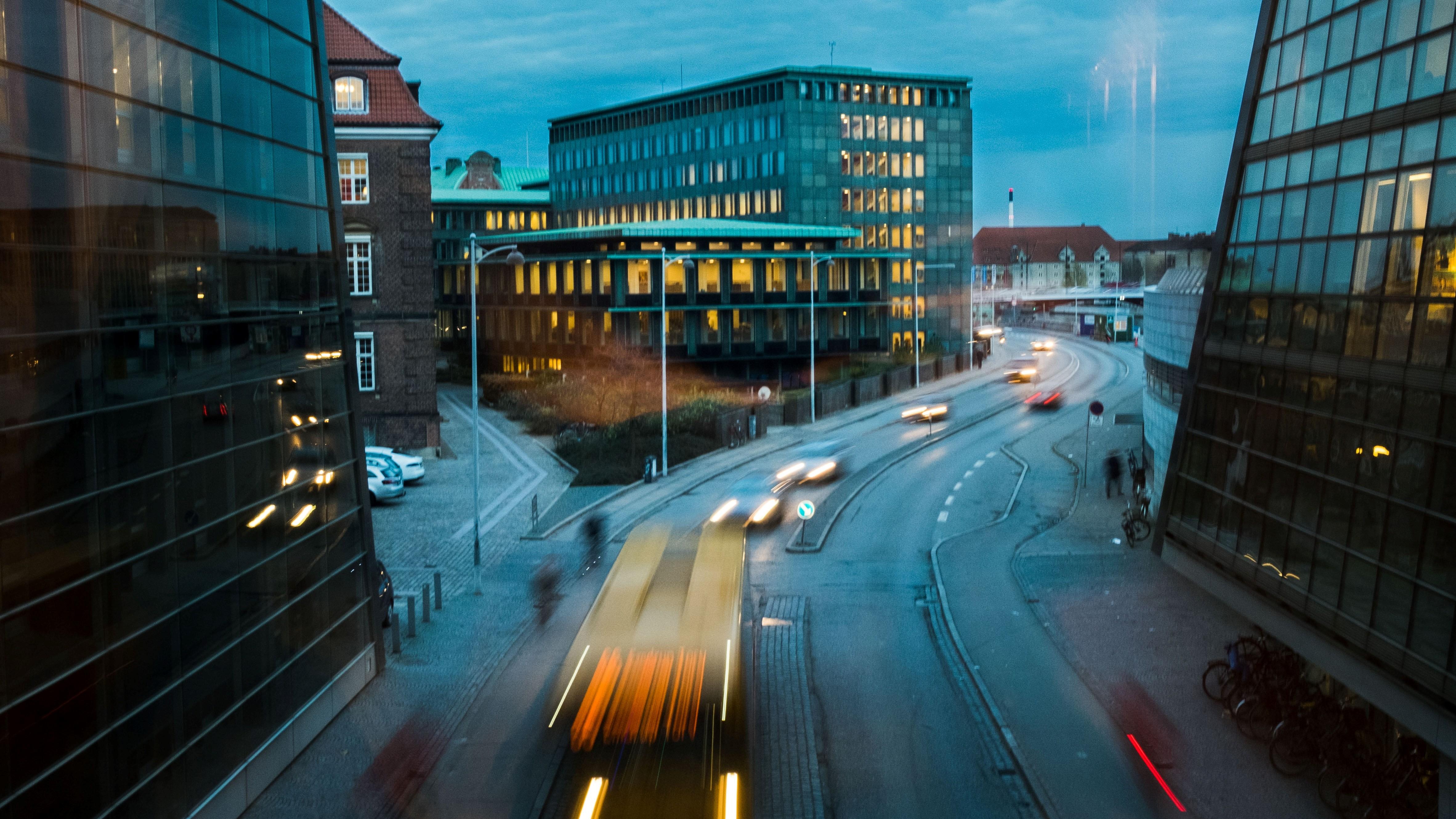 Innovationsprojekt om nye åbne data: Logistik, last-mile-delivery og offentlig transport