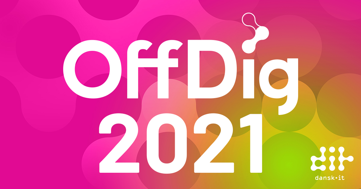OffDig'21: Dialog som vej til flere grønne åbne data