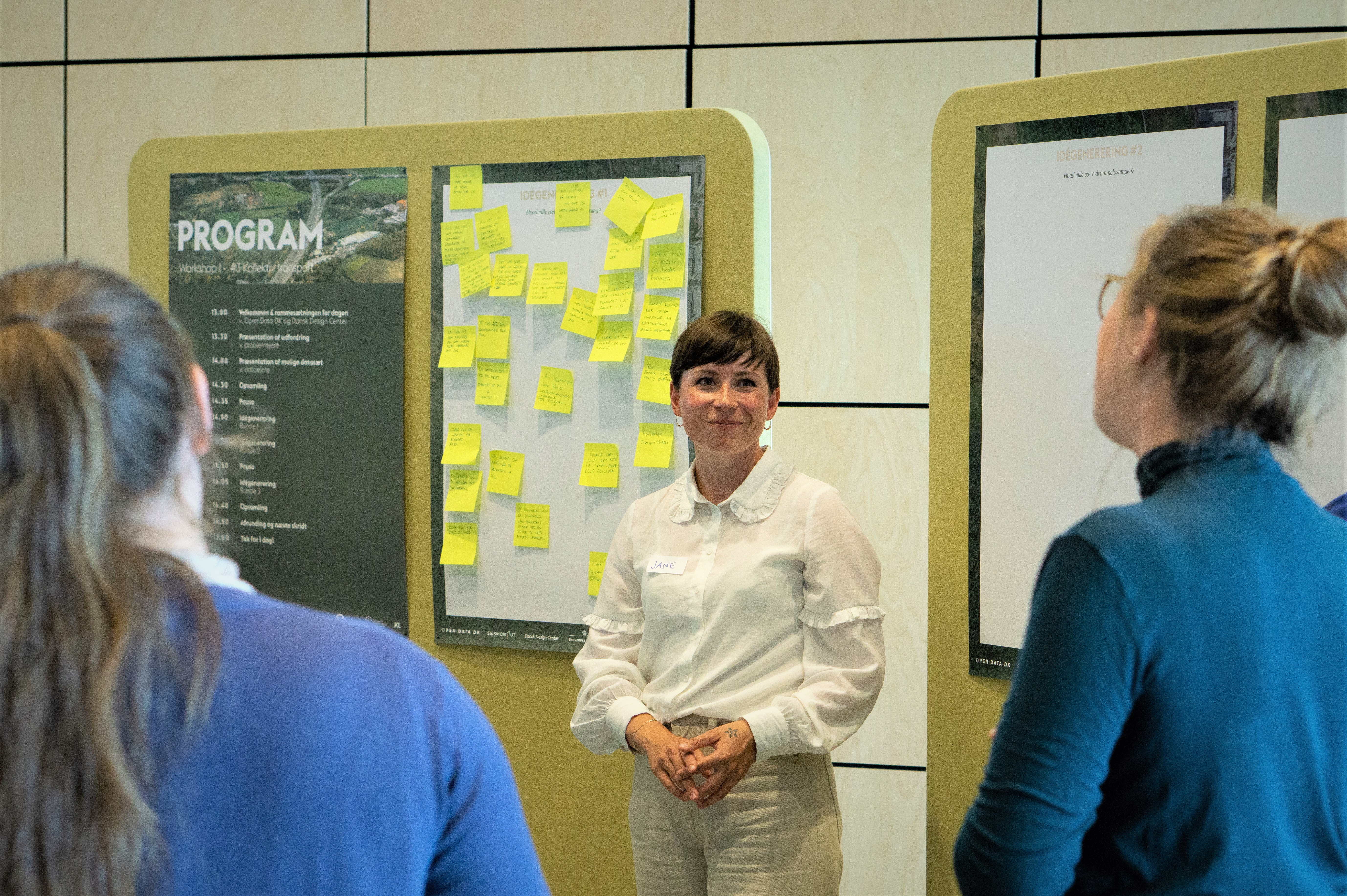 Innovationsforløb om åbne data: Her er aktørerne og processen
