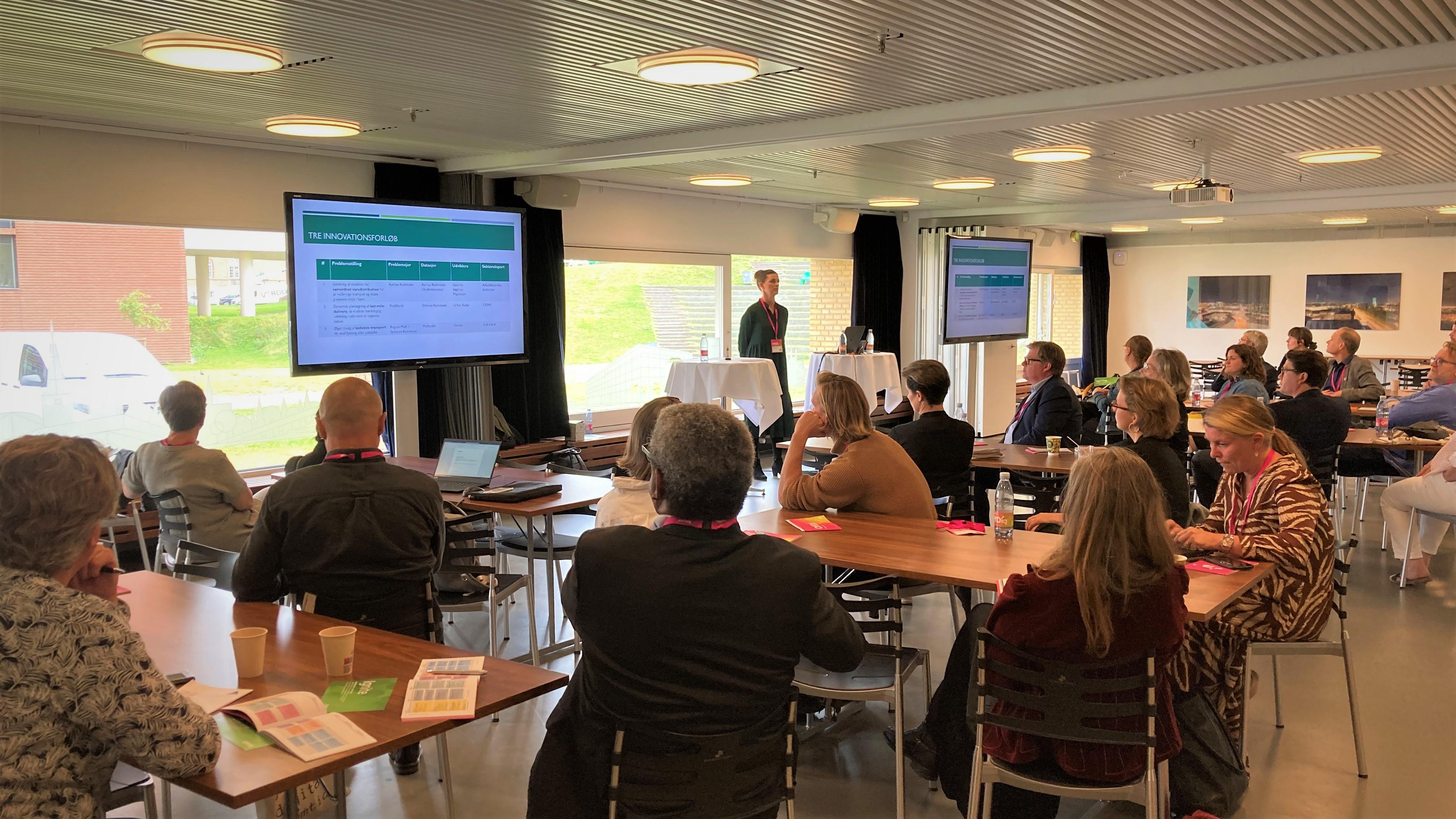 Dialog om åbne grønne data til OffDig'21